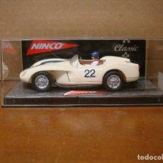 Slot Cars: NINCO FERRARI 250 TR LM58 REF 50221 NUEVO. Lote 118843123
