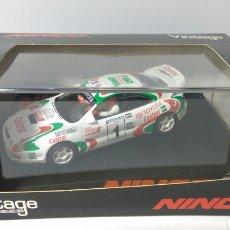 Slot Cars: NINCO TOYOTA CELICA GT FOUR CASTROL VINTAGE REF. 50570. Lote 118852016