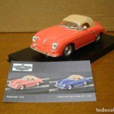 Slot Cars: NINCO PORSCHE 356 ROJO GOOD WOOD REF 91008 NUEVO CON SU CAJA ORIGINAL . Lote 118941231