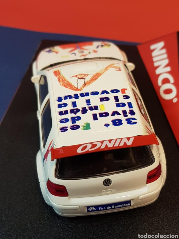 Vw Golf Ninco Salo De La Infancia Kaufen Slot Cars Ninco In