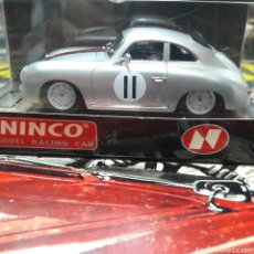 Slot Cars: PORSCHE 356 A COUPE 11 NINCO. Lote 120185436