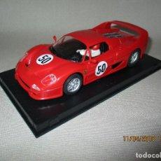 Slot Cars: ANTIGUO FERRARI F50 REF. 50123 DE NINCO A ESTRENAR . Lote 120468715
