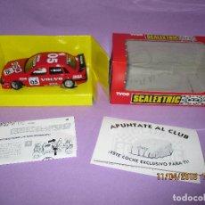 Slot Cars: ANTIGUO VOLVO 850T REF. 8392.09 SERIE SRS-2 DE SCALEXTRIC TYCO A ESTRENAR. Lote 120469207