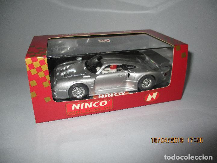 Slot Cars: PORSCHE 911 GT1 ROAD CAR Ref. 50148 de NINCO - Foto 4 - 121123551