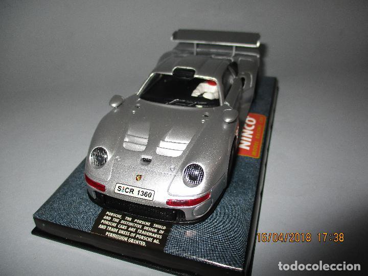 Slot Cars: PORSCHE 911 GT1 ROAD CAR Ref. 50148 de NINCO - Foto 5 - 121123551
