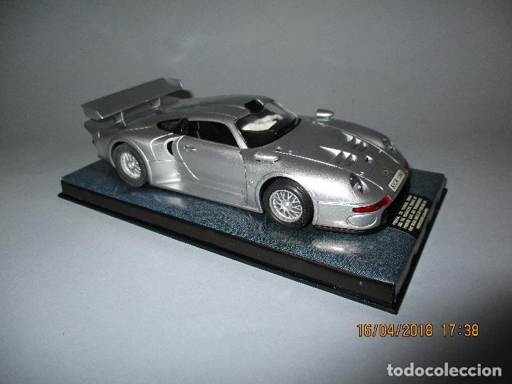 Slot Cars: PORSCHE 911 GT1 ROAD CAR Ref. 50148 de NINCO - Foto 6 - 121123551