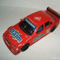 Slot Cars: MERCEDES C-KLASSE DE NINCO. Lote 121268123
