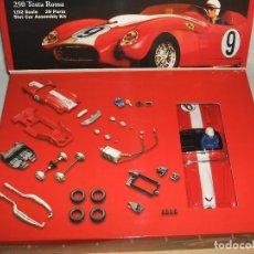 Slot Cars: FERRARI 250 TESTA ROSSA DE NINCO REF.-50470 MONTADO. Lote 121269743