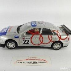 Slot Cars: AUDI A4 ERG NINCO 50ERG. Lote 121624831