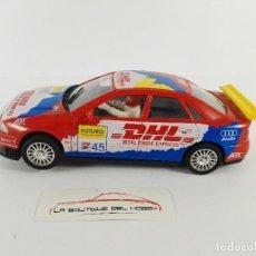 Slot Cars: AUDI A4 DHL NINCO 50DHL. Lote 121624963