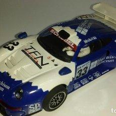 Slot Cars: SLOT SCALEXTRIC NINCO PORSCHE 911 GT1. Lote 122406039