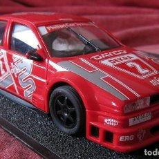Slot Cars: SCALEXTRIC - NINCO - ALFA ROMEO 155 V6 T1, DTM - REF: 50104 - 1994 - CON CAJA - MOTOR SCX. Lote 123291987