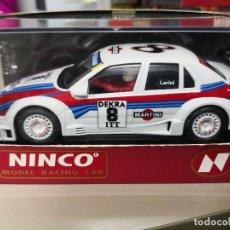 Slot Cars: NINCO. ALFA ROMEO 155 V6 TI. REF. 50112. Lote 125725931