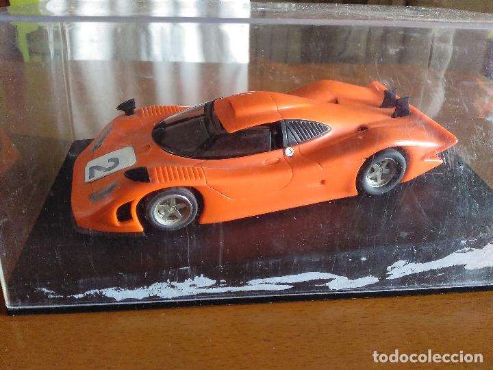 PORSCHE 911 GTI 98 EVO 2 FLY RACING NARANJA * SCALEXTRIC * TAL CUAL FOTOS (Juguetes - Slot Cars - Ninco)