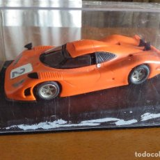 Slot Cars: PORSCHE 911 GTI 98 EVO 2 FLY RACING NARANJA * SCALEXTRIC * TAL CUAL FOTOS. Lote 128782783