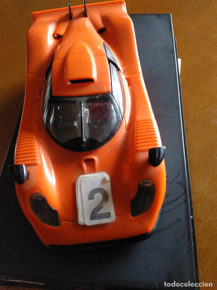 Slot Cars: PORSCHE 911 GTI 98 EVO 2 FLY RACING NARANJA * SCALEXTRIC * TAL CUAL FOTOS - Foto 2 - 128782783