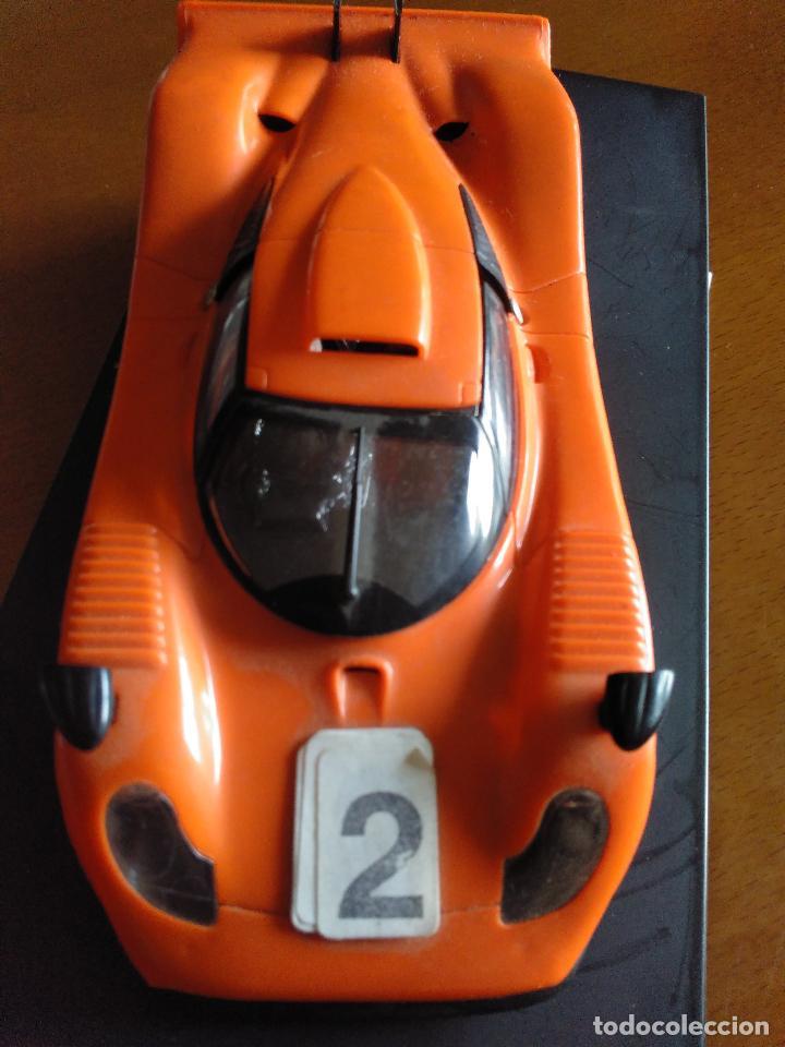Slot Cars: PORSCHE 911 GTI 98 EVO 2 FLY RACING NARANJA * SCALEXTRIC * TAL CUAL FOTOS - Foto 3 - 128782783