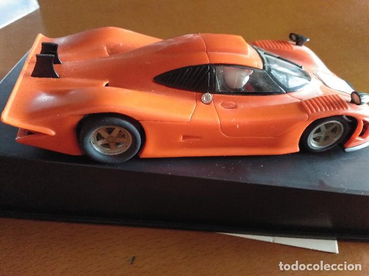 Slot Cars: PORSCHE 911 GTI 98 EVO 2 FLY RACING NARANJA * SCALEXTRIC * TAL CUAL FOTOS - Foto 4 - 128782783