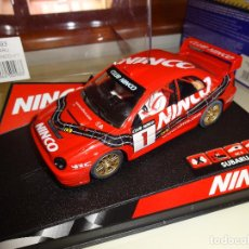 Slot Cars: NINCO. SUBARU WRC. CLUB NINCO Nº1. REF. 50293. Lote 129018659