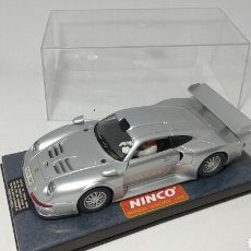 Slot Cars: NINCO PORSCHE 911 GT1 ROAD CAR. Lote 130871519