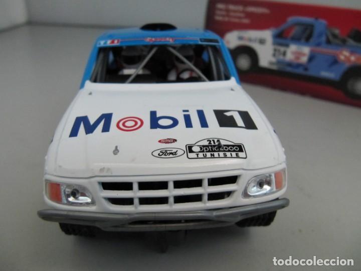 Slot Cars: Coche slot Ninco Salvat. Pro Truck Speedy, Le falta retrovisores y una chapa para los atascos - Foto 2 - 131205144