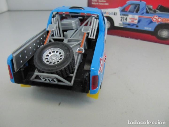 Slot Cars: Coche slot Ninco Salvat. Pro Truck Speedy, Le falta retrovisores y una chapa para los atascos - Foto 3 - 131205144