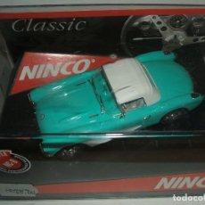 Slot Cars: CORVETTE SOFT TOP DE NINCO REF.-50460. Lote 131603810