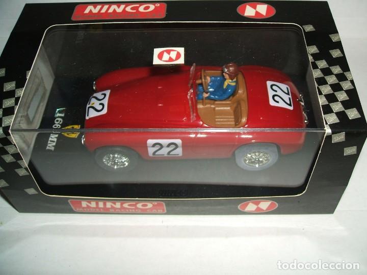 FERRARI 166MM DE NINCO REF.-50116 (Juguetes - Slot Cars - Ninco)