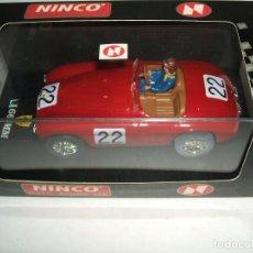 Slot Cars: FERRARI 166MM DE NINCO REF.-50116. Lote 131604522