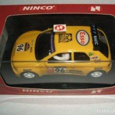 Slot Cars: PEUGEOT 306 DE NINCO REF.-50128. Lote 131604550