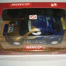 Slot Cars: RENAULT MEGANE COSTA BRAVA DE NINCO REF.-50161. Lote 131604710