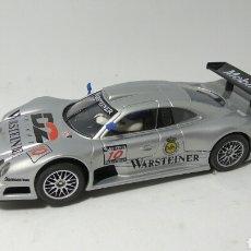 Slot Cars: NINCO MERCEDES CLK WARSTEINER. Lote 133494683
