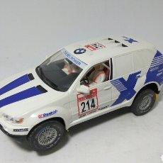 Slot Cars: BMW X5 NINCO RAID. Lote 181357041