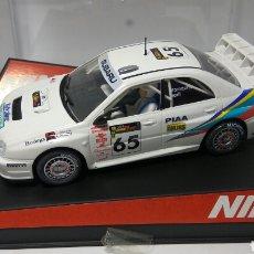 Slot Cars: NINCO SUBARU WRC 2003 PRORACE REF. 50322. Lote 134128951