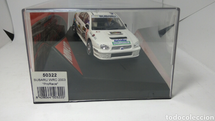 Slot Cars: NINCO SUBARU WRC 2003 PRORACE REF. 50322 - Foto 4 - 134128951
