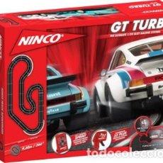 Slot Cars: CIRCUITO GT TURBO 201 20 + 2 PORCHE 934 . Lote 134980290