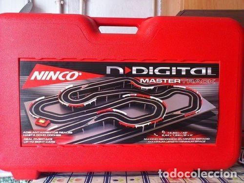 CIRCUITO NINCO MASTER TRACK PROFESSIONAL N DIGITAL (Juguetes - Slot Cars - Ninco)