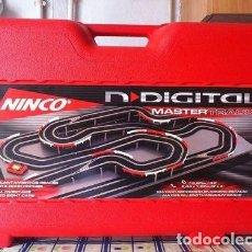 Slot Cars: CIRCUITO NINCO MASTER TRACK PROFESSIONAL N DIGITAL. Lote 134984086