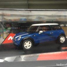 Slot Cars: COCHE SLOT NINCO MINI COOPER BLUE - NINCO. Lote 134987462