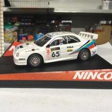 Slot Cars: COCHE SLOT NINCO SUBARU WRC 2003 PRO RACE - NINCO. Lote 134987486