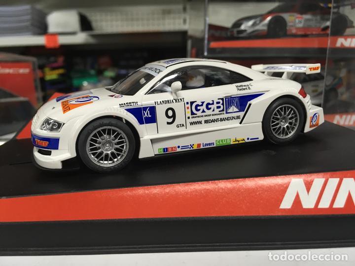 COCHE SLOT NINCO AUDI TT- BELCAR - NINCO (Juguetes - Slot Cars - Ninco)