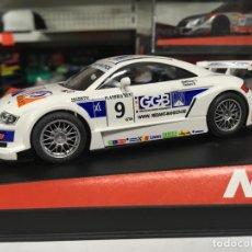 Slot Cars: COCHE SLOT NINCO AUDI TT- BELCAR - NINCO. Lote 134987490