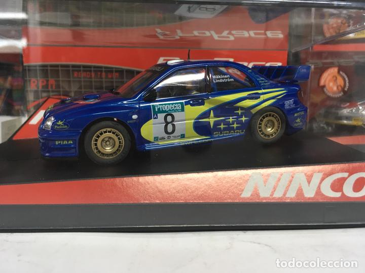 COCHE SLOT NINCO SUBARU WRC NEW ZEALAND '03 PRO RACE - NINCO (Juguetes - Slot Cars - Ninco)