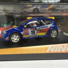 Slot Cars: COCHE SLOT NINCO FIAT PUNTO SUPER 1600 VODAFONE - NINCO. Lote 134987546