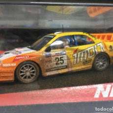 Slot Cars: COCHE SLOT NINCO SUBARU IMOLA BARRO - NINCO. Lote 134987558