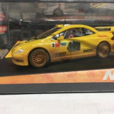 Slot Cars: COCHE SLOT NINCO PEUGEOT 307 WRC PIRELLI BARRO - NINCO. Lote 134987574