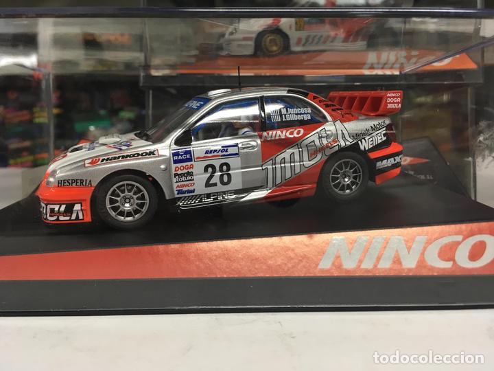 COCHE SLOT NINCO SUBARU IMOLA'05 - NINCO (Juguetes - Slot Cars - Ninco)