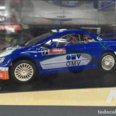 Slot Cars: COCHE SLOT NINCO PEUGEOT 307 WRC OMV - NINCO. Lote 134987586