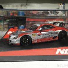 Slot Cars: COCHE SLOT NINCO LEXUS SC 430 TEAM TOM S - NINCO. Lote 134987662