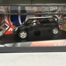 Slot Cars: COCHE SLOT NINCO MINI COOPER ESCOCIA - NINCO. Lote 134987478